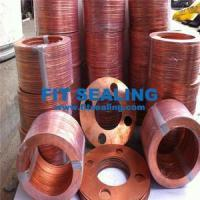Buy cheap Gaskets Solid Metal Flat Gasket from wholesalers