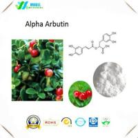 Buy cheap Amino Acids And Vitamin Cosmetic Ingredients Alpha Arbutin Extract from wholesalers
