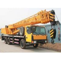 Buy cheap Truck Crane 25 tons Truck Crane QY25K from wholesalers