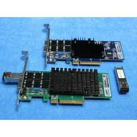Buy cheap Dual Port 10G Fiber Optic Network Card from wholesalers