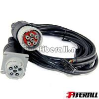 Diesel & Truck Cable FA-DC-TC01, 3.0 HOUSING TO Cummins 6P F+M Truck Diagnostic Cable