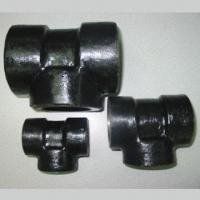 Buy cheap Carbon Steel Equal Tee, ASTM A105, F304, F316, F304L, F316L from wholesalers