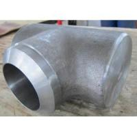 Buy cheap ANSI B16.9 Forged Cushion Tee, ASTM A234 WPB, DN100, SCH 80 product