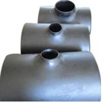 Buy cheap ANSI B16.9 Reducing Tee, ASTM A234 Grade WPB, DN600 X DN150, SCH 40 product