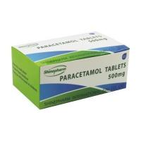medicines Product name Paracetamol Tablets