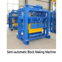Construction Machinery and Material Egg Laying Mini Mobile Brick Making Machine