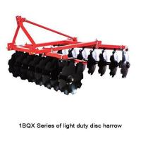 Buy cheap Agricultural Machinery 1BQX Series of light duty disc harrow from wholesalers