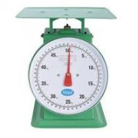 Buy cheap mechanical 50kg flat tray weighing balance scale from wholesalers