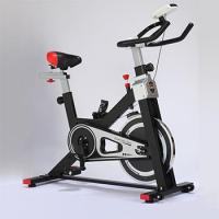 Spin Bike with Monitor for Home Use