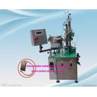 Buy cheap Starter alternator machine WD-1A-WE carbon brush wire embedding machine from wholesalers