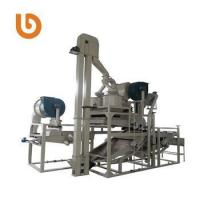 Gravity hemp seeds separator machine