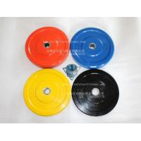 gym plate & rack CFF 3025 Bumper plate with 10mm steel