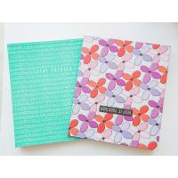 Buy cheap paper file Notebook/Diary/wire spiral notebook from wholesalers