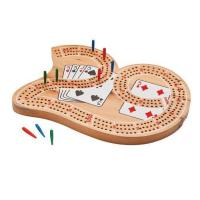 Buy cheap Mainstreet Classics Wooden 29 Cribbage Board from wholesalers