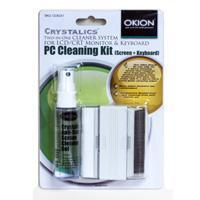 Buy cheap Crystalics PC Cleaning Kit (Two-in-One cleaner system for LCD/Monitor & Keyboard) from wholesalers