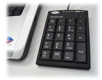 Buy cheap Keyboard Keyotes 19 keys USB numeric keypad for laptop from wholesalers