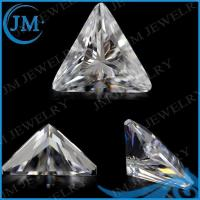 Buy cheap Cubic Zirconia Triangle Cubic Zirconia from wholesalers