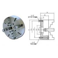 Buy cheap K72 series 4-Jaw lathe chuck from wholesalers