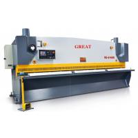 Buy cheap SERIES QC11Y HYDRAULIC GUILLOTINE SHEAR from wholesalers