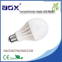 Latest CeramiFinish style LED bulb