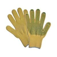 Buy cheap PVC dotted string knit gloves BG143 from wholesalers