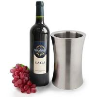 Buy cheap Bar & Wine Tools Stainless Steel Insulated Wine Cooler Chiller, Ice Bucket from wholesalers