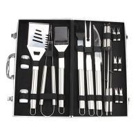 Buy cheap Housewares BBQ Tools Set, Stainless Steel Barbecue Grilling Utensils from wholesalers