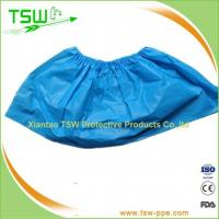 Industrial protection Plastic Shoe cover