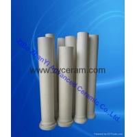 Buy cheap high strength aluminum titanate riser tube for aluminum alloy wheel industry ZY007 from wholesalers