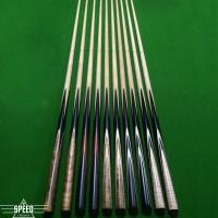 Buy cheap Maple shaft snooker cues, 1/2 piece snooker cues from wholesalers
