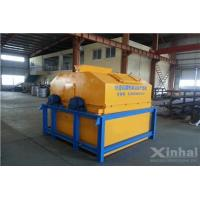 Grinding Dry Separator With Eccentric Rotating Magnetic System