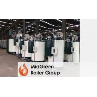 Oil Gas Fired Boiler Oil Gas Fired Quick Steam Generator