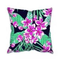 Buy cheap Handmade Crochet Decorative Cushion Cover Flower Style Cushion Cover from wholesalers
