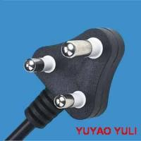 Buy cheap South Africa SABS Power Cord from wholesalers