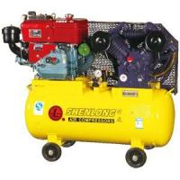 Buy cheap GASOLINE,DIESEL air compressor SLC-V-1.05/14 from wholesalers