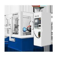 Buy cheap CNC Gear Cutting Machines 3 Axes CNC Gear Tooth Chamfering and Rounding Machine from wholesalers