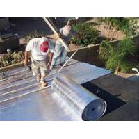 Therma-Sheet Roofing Underlayment with 4 inch Roofing Flange - 4LMPX