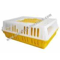 Poultry Equipment Poultry Transport Cage Adult Chicken Plastic Transport Cage