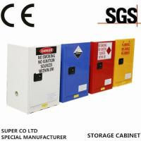 Buy cheap Chemical Storage Cabinet Dangerous Goods Chemical Storage Cabinet For Flammable And C from wholesalers