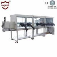 Buy cheap Laboratory Glove Box Chemical Customize Glove Box with Gas Purification System fo product