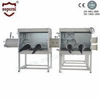 Buy cheap Laboratory Glove Box Large Glove Box with Gas Purification System and Digital Con product
