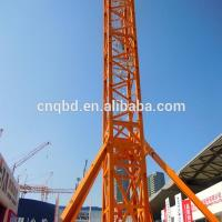 Luffing series Tower Crane Constrction Machinery Supplier: QTD 5020 Luffing Tower Crane