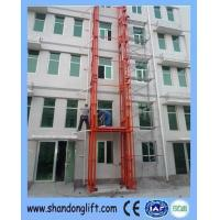 Guide-rail chain lift Heavy load type!l ift system in building