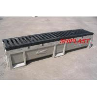 Buy cheap Plastic Channel Polymer channel 08 from wholesalers