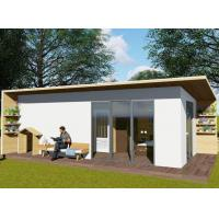 Buy cheap Wooden Sips Modular Villa House In Garden From China For Sale from wholesalers