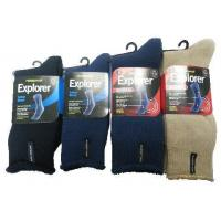 Buy cheap 100 percent cotton socks Cotton Blend Boot Socks from wholesalers
