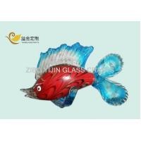 Buy cheap Private Customized Murano Style Glass Fish YJ-25 from wholesalers