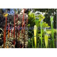 Buy cheap Private Customized Murano Style Large Glass Sculpture Real Photo YJ-38 product