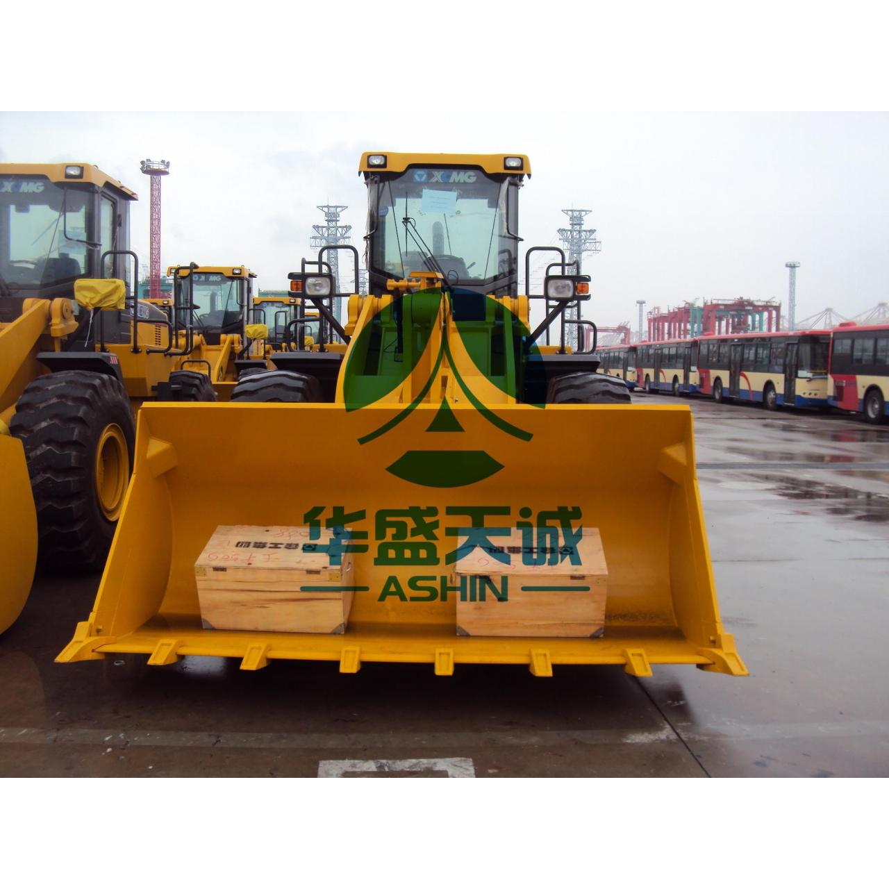 Engineering Machinery Wheel Loader