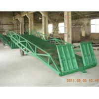 Buy cheap Load and unload ramp container loading ramp with 8 tons from wholesalers